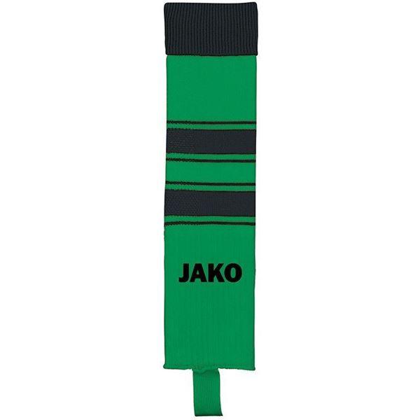 Afbeelding van JAKO Celtic Voetbalkousen Zonder Voet - Groen/Zwart