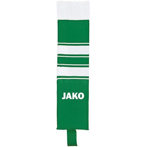 Afbeelding van JAKO Celtic Voetbalkousen Zonder Voet - Groen/Wit