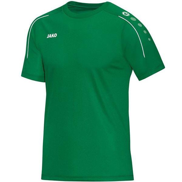 Afbeelding van JAKO Classico Shirt - Groen - Kinderen
