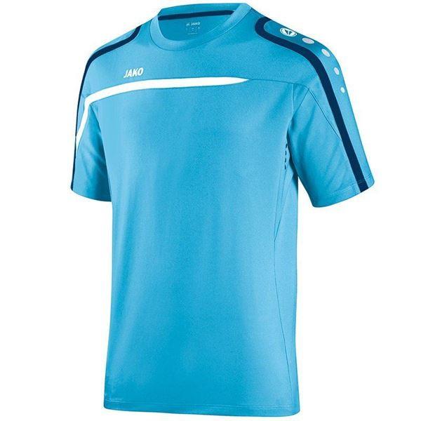Afbeelding van JAKO Performance Shirt - Aqua Blauw