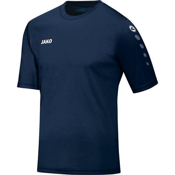 Afbeelding van JAKO Team Shirt - Navy-Blauw - Kinderen