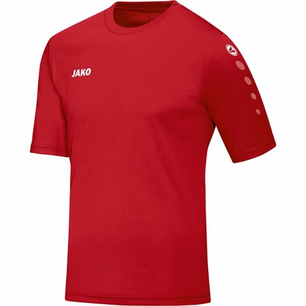 Afbeelding van JAKO Team Shirt - Rood - Kinderen
