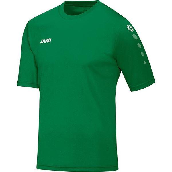 Afbeelding van JAKO Team Shirt - Sportgroen - Kinderen