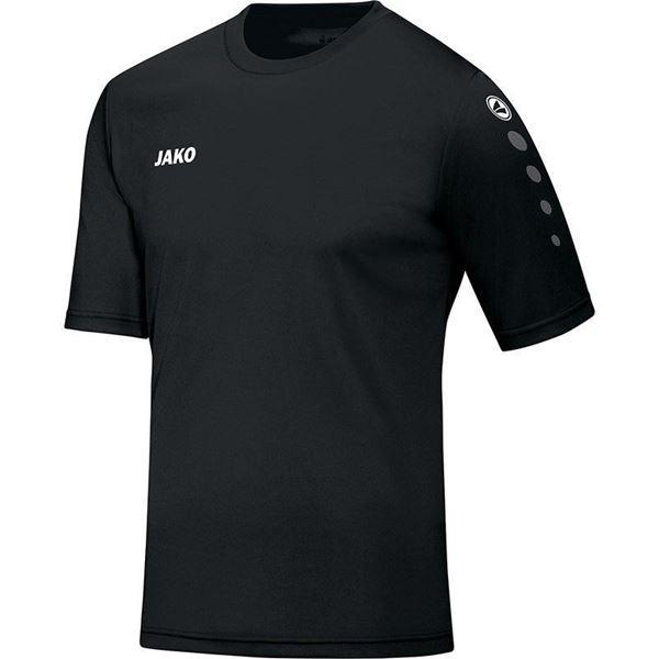 Afbeelding van JAKO Team Shirt - Zwart - Kinderen