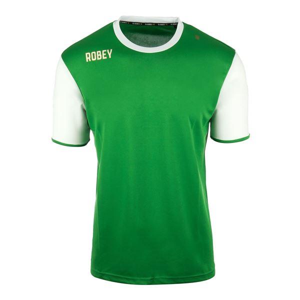 Afbeelding van Robey Icon Voetbalshirt - Groen - Kinderen