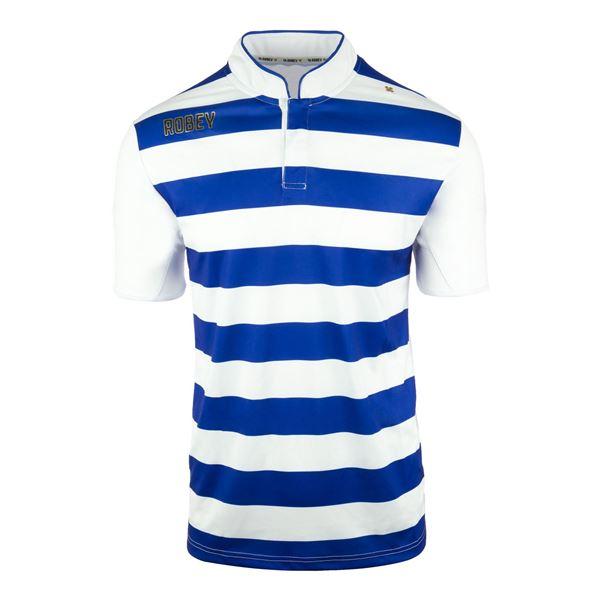 Afbeelding van Robey Legendary Voetbalshirt - Blauw/ Wit - Kinderen