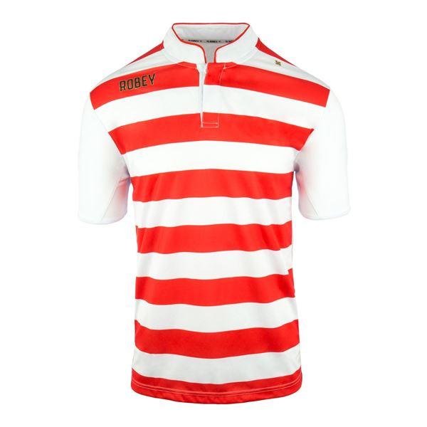 Afbeelding van Robey Legendary Voetbalshirt - Rood/ Wit - Kinderen