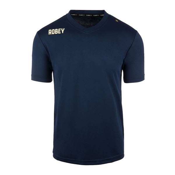 Afbeelding van Robey Score Voetbalshirt - Navy Blauw - Kinderen