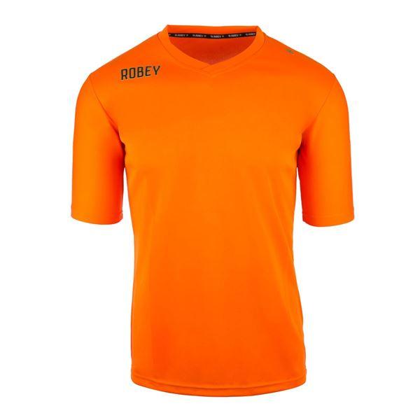 Afbeelding van Robey Score Voetbalshirt - Oranje - Kinderen