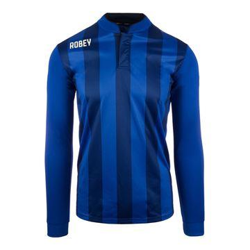 Afbeeldingen van Robey Winner Voetbalshirt - Blauw (Lange Mouwen) - Kinderen