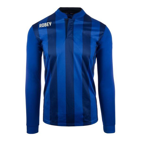 Afbeelding van Robey Winner Voetbalshirt - Blauw (Lange Mouwen) - Kinderen