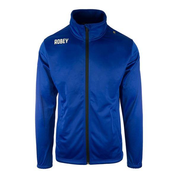 Afbeelding van Robey Premier Trainingsjack - Blauw - Kinderen