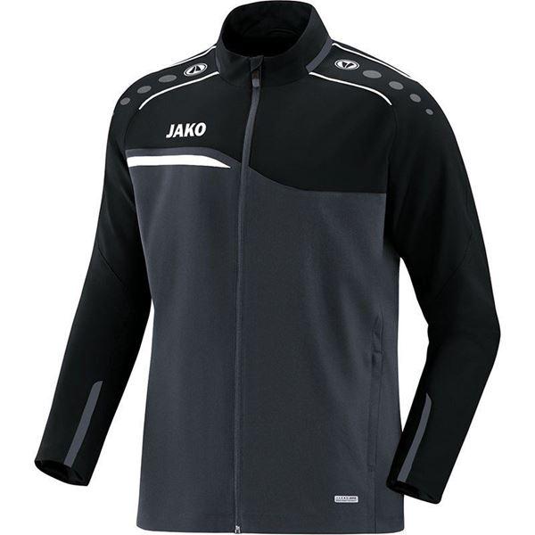 Afbeelding van JAKO Competition Vest - Antraciet - Zwart