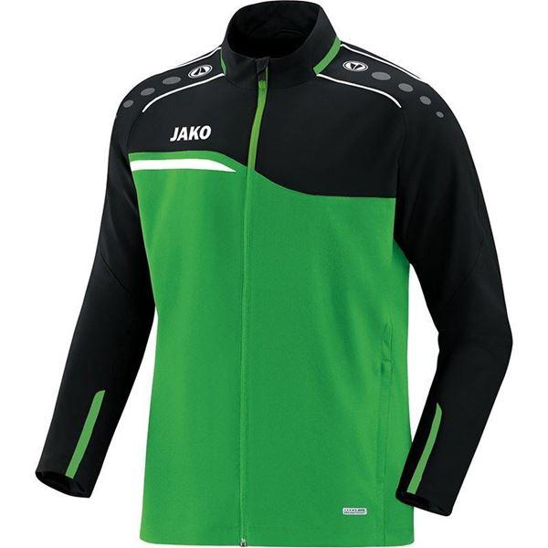 Afbeelding van JAKO Competition Vest - Groen - Zwart - Kinderen