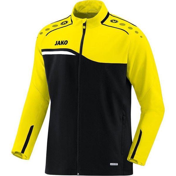 Afbeelding van JAKO Competition Vest - Zwart - Geel - Kinderen