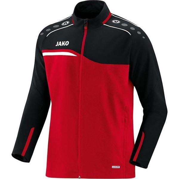 Afbeelding van JAKO Competition Vest - Rood - Zwart - Kinderen