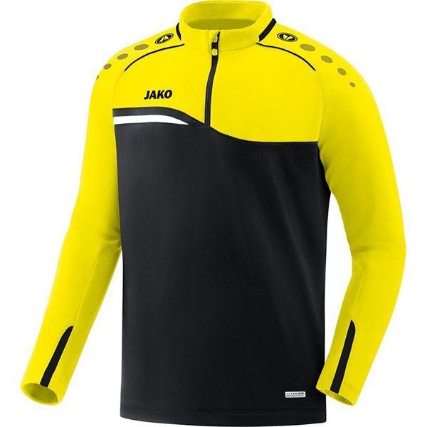 Afbeelding van JAKO Competition Ziptop - Zwart - Geel