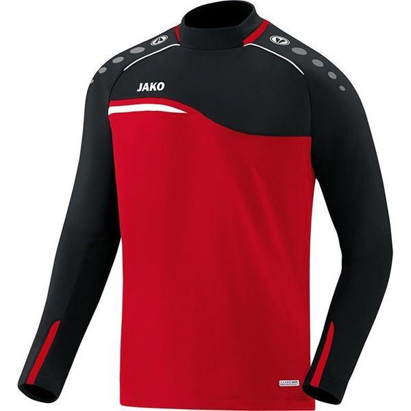 Afbeelding van JAKO Competition Sweater - Rood - Zwart