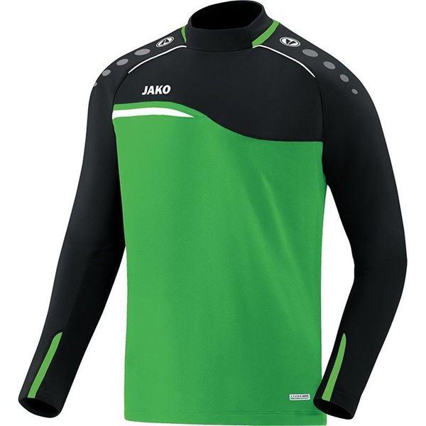 Afbeelding van JAKO Competition Sweater - Groen - Zwart