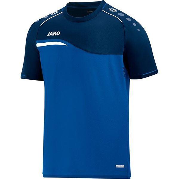 Afbeelding van Jako Competition Shirt - Blauw - Navy - Blauw - Kinderen
