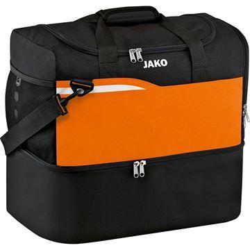 Afbeeldingen van Jako Competition Tas - Zwart - Oranje