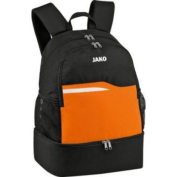 Afbeeldingen van Jako Competition Rugzak - Zwart - Oranje
