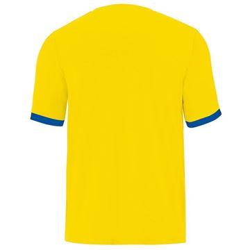Afbeeldingen van JAKO Porto 2.0 Shirt - Geel/Blauw