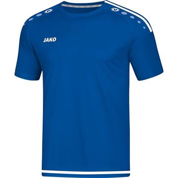 Afbeeldingen van JAKO Striker 2.0 Shirt - Blauw/Wit