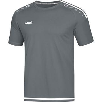 Afbeeldingen van JAKO Striker 2.0 Shirt - Grijs/Wit