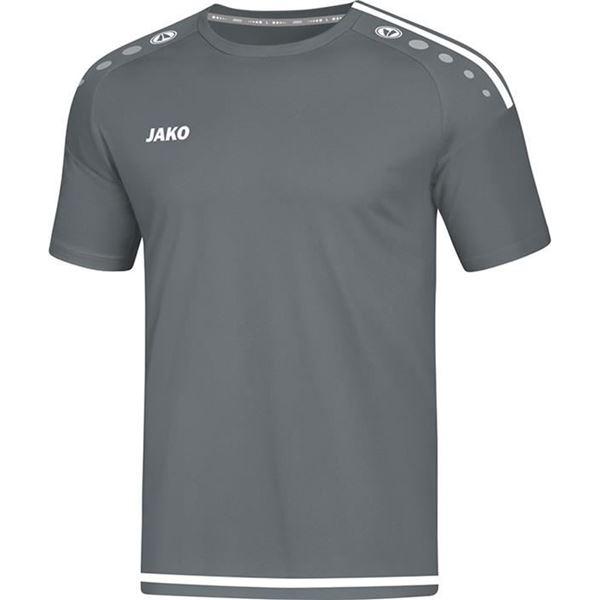 Afbeelding van JAKO Striker 2.0 Shirt - Grijs/Wit
