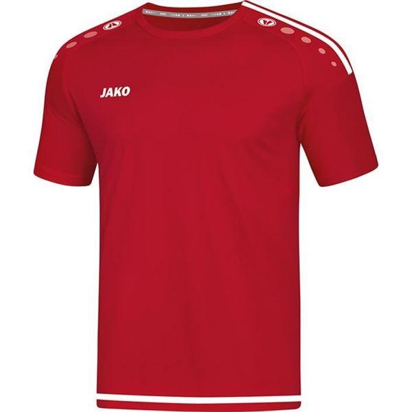 Afbeelding van JAKO Striker 2.0 Shirt - Rood/Wit - Kinderen