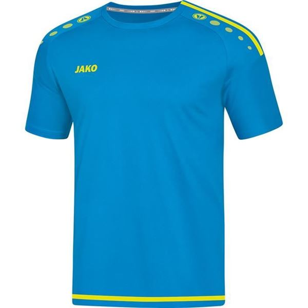 Afbeelding van JAKO Striker 2.0 Shirt - Blauw/Geel - Kinderen