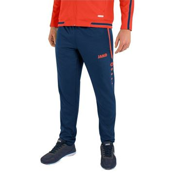 Afbeeldingen van JAKO Striker 2.0 Trainingsbroek - Navy/Flame