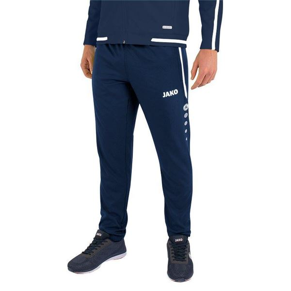 Afbeelding van JAKO Striker 2.0 Trainingsbroek - Navy/ Wit