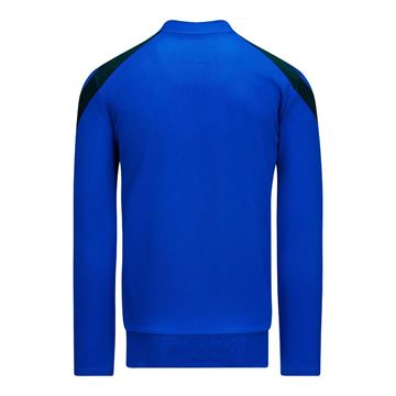 Robey - Counter Trainingsjack - Blauw - Kinderen