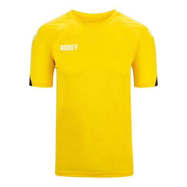 Robey Counter Voetbalshirt - Kinderen - Geel