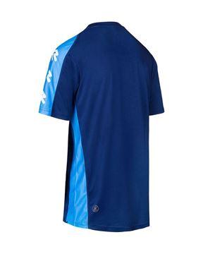 Afbeeldingen van Robey Performance Trainingsshirt - Navy/ Lichtblauw