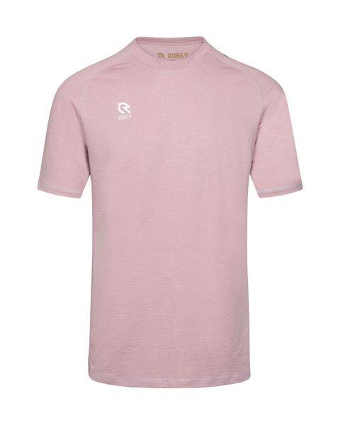 Afbeelding van Robey Gym Trainingsshirt - Mauve (Roze)