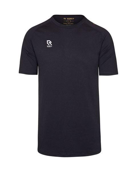 Afbeelding van Robey Gym Trainingsshirt - Zwart