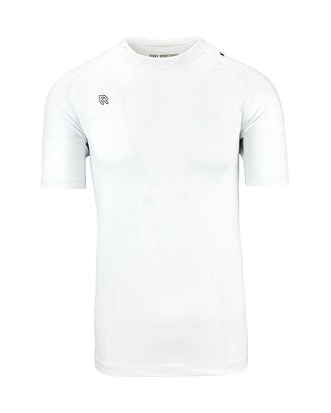 Afbeelding van Robey Tech Trainingsshirt - Wit