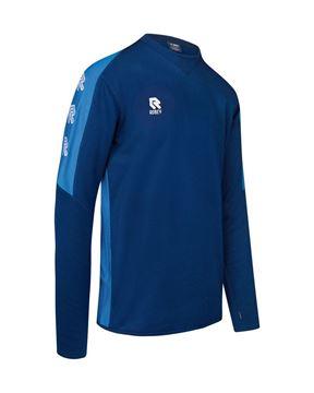 Robey Training Sweater - Navy/Lichtblauw