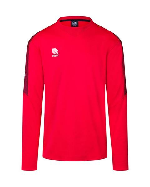 Robey Training Sweater - Rood