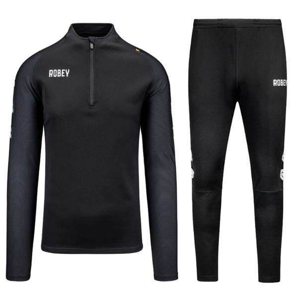 Robey - Performance Half-Zip Trainingspak - Zwart
