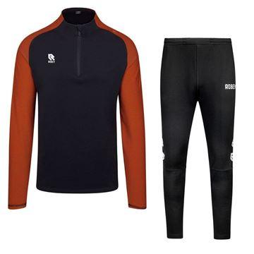 Robey Performance Trainingspak - Zwart/Oranje