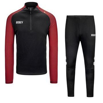 Robey Performance Trainingspak - Zwart/Rood