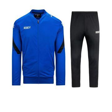 Robey Counter Trainingspak - Blauw/Zwart