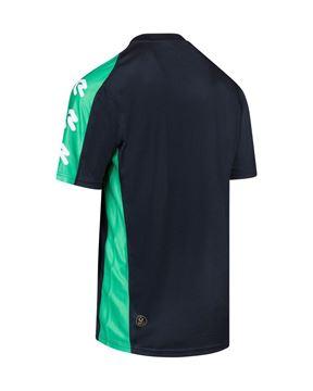 Afbeeldingen van Robey Performance Trainingsshirt - Zwart/ Groen - Kinderen