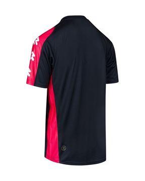 Afbeeldingen van Robey Performance Trainingsshirt - Zwart/ Rood - Kinderen